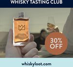 30% off Whisky from $48.30 inc Tasting Packs & Bottles up to 30% off w/ Free Shipping over $200 @ WhiskyLoot
