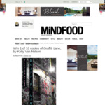 Win 1 of 10 Copies of Graffiti Lane by Kelly Van Nelson Worth $32 from MiNDFOOD