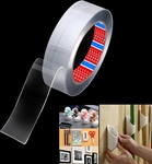 Double Sided Tape, Nano Magic Tape 3cm X 1m US $3.99 (~AU $6.05) @ Tmart
