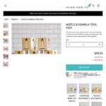 First Subscription Granola Box $9.90 (Normally $59.50) @ Hummingbird