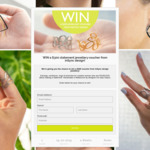 Win a $300 Jewellery Voucher from inSync Design