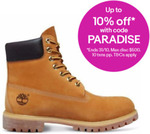 "Timberland Mens 6"" Premium Waterproof Boots $134.10 Delivered @ Boutique Retailer eBay"