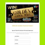 Win a Golden Festival Ticket Worth $1,500 from Byron Bay Film Festival