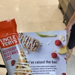 [NSW] Free Uncle Toby's Muesli Bar @ Town Hall Station Sydney