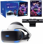PlayStation VR with Camera and VR Worlds Game $228.65 Delivered @ Amazon AU