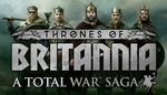 [PC] Steam - Total War Saga: Thrones of Britannia - $14.99 AUD ($12.74 AUD if you are a HB Monthly subscriber) - Humble Bundle