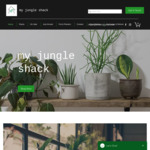 [VIC, NSW, QLD, SA, ACT] 15% off Entire Order | Online Only @ My Jungle Shack Indoor Plants