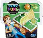 Hasbro Tiny Pong - Solo Table Tennis / Ping Pong $12.99 + Delivery ($0 with Prime) @ Amazon US via AU