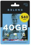 Belong $40 40GB Starter Kit for $20.00 @ Officeworks (Might Still Be Available @ Woolworths & JB HiFi for $15)