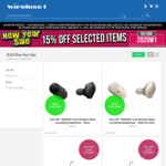 Sony WF-1000XM3 Noise Cancelling Earphones (Sold Out) $285 Shipped + 15% off 90 Items + $5 Donation Per Sale @ Wireless 1