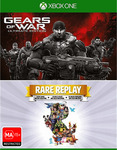[XB1] Gears of War Ultimate Edition + Rare Replay (Pre-Owned) $10 C&C/+ Delivery @ EB Games