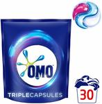 Omo Laundry Liquid Triple Capsules Front & Top Loader Active 30 Pack $11.99 + Delivery ($0 with Prime/ $39 Spend) @ Amazon AU