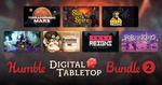 [PC] Steam - Digital Tabletop Bundle 2 (incl. Armello, Slay the Spire, For the King)-$1.50 AUD/$7.79 AUD/$15 AUD - Humble Bundle