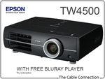 BenQ W1100 Full HD Projector $1380 - Epson EH-TW4500 Full HD Projector $2399 - Pickup MEL / SYD
