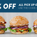 [NSW, VIC, QLD, WA] 10% off All Pick up Orders @ Ribs & Burgers