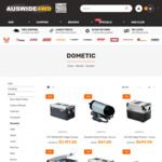30% off All Dometic Wi-Fi Car Fridge/Freezers, Free Delivery to Most Areas @ Australia Wide 4WD