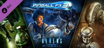 [PC] Free DLC: FX Pinball 3 - Aliens VS Pinball, Star Wars Pinball, Marvel Pinball: Heavy Hitters (9 Tables) on Steam