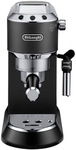 DeLonghi Dedica Manual Coffee Machine (Black) $199 Delivered @ Myer