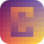 [iOS, iPadOS] Chromatic: Color Puzzles $0 (Was $3.49) @ Apple App Store