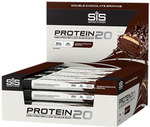 SiS Protein 20 Bars 12 Pack Double Chocolate $11 Free Delivery @ Science in Sport