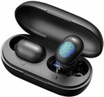 Haylou GT1 TWS Bluetooth Earphones $21.99 Delivered @ SoundHEY Amazon AU