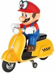 Carrera RC Super Mario with Scooter 1:20 $48 C&C or + Delivery @ The Gamesmen