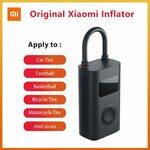 Xiaomi Mijia Inflator Tire Pressure Digital Monitor Electric Inflator Pump - US$36.64 (~A$53.08) Delivered @ GShopper AliExpress
