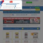 1/2 Price off Entire Range Swisse Vitamins & Skincares @ Chemist Warehouse