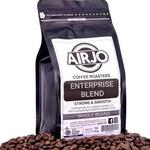 25% off Enterprise Blend - Fresh Roasted Coffee:  - 100% Organic - 250g $13.46, 500g $18.71, 1kg $29.96 + Free Delivery