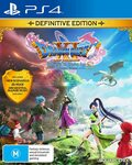 [PS4, Pre Order] DRAGON QUEST XI S: Echoes of an Elusive Age - Definitive Edition $53.99 Delivered @ Amazon AU