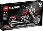 LEGO 10269 Harley Davidson Fat Boy $127.20 (RRP $159.99) Delivered @ David Jones
