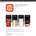 2 Big Jack Burgers for $10.90 (Normally $14.30) @ Hungry Jack's (App Voucher Required - Single Use)