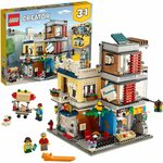 LEGO 31097 Creator 3in1 Townhouse Pet Shop and Café $99 Delivered @ Amazon AU