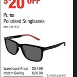 Puma Polarised Sunglasses $34.99 ($20 off) @ Costco (Membership Required)