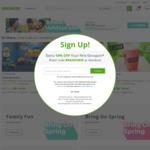 Groupon up to 15% Cashback + 10% off Sitewide @ Groupon via ShopBack