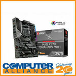[eBay Plus] MSI MAG X570 Tomahawk Wi-Fi AM4 ATX Motherboard $300 Delivered @ Computer Alliance eBay