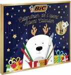 [Prime] BIC Stationery Gifting Case BIC Christmas Advent Calendar $33.59 (Was $50) Delivered @ Amazon AU