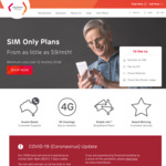 SIM Only Mobile Plans 1GB Data, $9/mo for 12 Months ($108 Min Cost) @ Southern Phone
