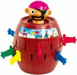 Tomy Pop Up Pirate Action Game $10 (Was $15) + Delivery ($0 with Prime / $39+) @ Amazon AU / Big W (in Store/$0 C&C/+ Delivery)