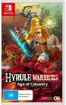 [LatitudePay] Hyrule Warriors: Age of Calamity (Switch) $43 I Apple Magsafe Charger $45 + Shipping (Free C&C) @ Harvey Norman
