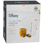 Tiffany Cordless Kettle 1.7L $10 @ The Reject Shop (In Stores Only)