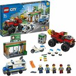 LEGO City Police Monster Truck Heist 60245 $47.20 Delivered @ Amazon AU or Big W C&C