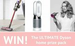 Win a Dyson Appliance Pack Worth $2,746 from Babyology