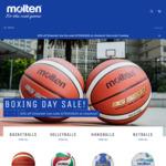 20% off Sitewide (Free Standard Postage) @ Molten Australia