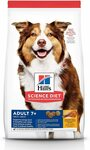 Hill's Science Diet Dog Food: Adult 7+ Chicken 7.5kg $45.25 (OOS) Chicken & Rice 1.58kg $12.81 + Del ($0 Prime/ $39+) @ Amazon