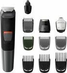 Philips Multigroom Series 5000 11-in-1 Grooming Kit $57 Delivered @ Amazon AU