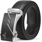 BOSTANTEN Leather Belt (Waist Size 31-45) $17.49 + Delivery ($0 with Prime/ $39 Spend) @ Bostanten Amazon AU