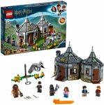 LEGO Harry Potter Hagrid's Hut: Buckbeak's Rescue 75947 $65 Delivered @ Amazon AU