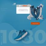 $50 off $150 New Balance Voucher @ New Balance 10km Challenge