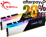 [Afterpay] G.Skill Trident Z Neo 32GB 3600MHz CL16 RAM (2x16GB) $255.20 Delivered @ gg.tech365 eBay